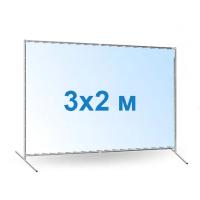 Баннер 3х2 цена за м2